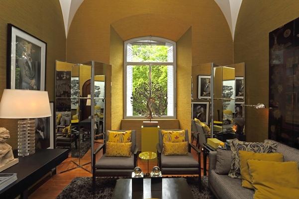 La exposición abre hoy sus puertas en la abadía de San Benito